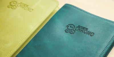 Нові обкладинки щоденників Chrono