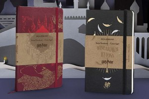 Колекція Moleskine Harry Potter