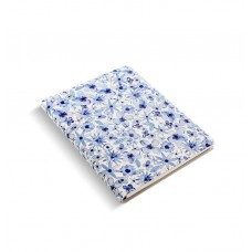 Блокнот Filofax Patterns A5 Indigo Floral
