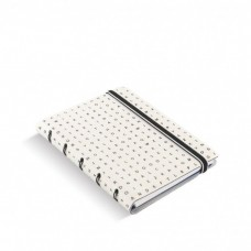 Блокнот Filofax Impressions Pocket Black/White