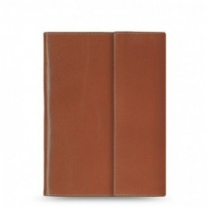Чохол-блокнот Filofax Natural Leather Ipad Case Коричневий