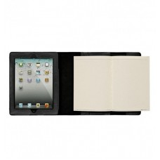 Чохол-блокнот Filofax Natural Leather Ipad Case Чорний