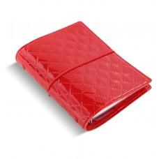 Органайзер Filofax Domino Luxe Pocket Red