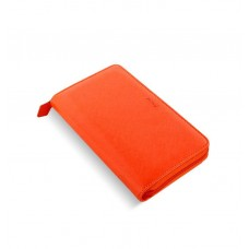 Органайзер Filofax Saffiano Compact Zip Bright Orange