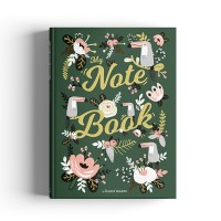 Скетчбук My Note Book Flowers