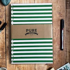 "Sketchbook ""Purebooks"" Зеленый"