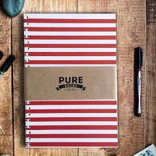"Sketchbook ""Purebooks"" Красный"