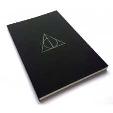Скетчбук Purebooks Deathly Hallows
