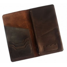 Тревел-кейс EVE Travel Wallet Vintage Коричневий