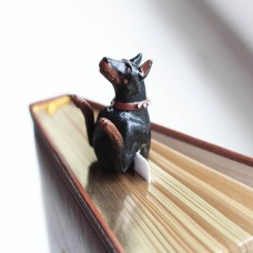 Закладка MyBOOKmark Doberman